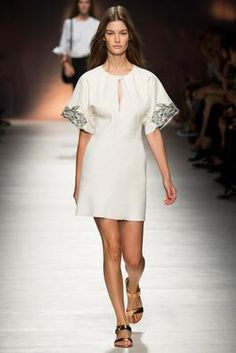 Blumarine Spring 2015 Ready-to-Wear Fashion Show: Complete Collection - Style.com