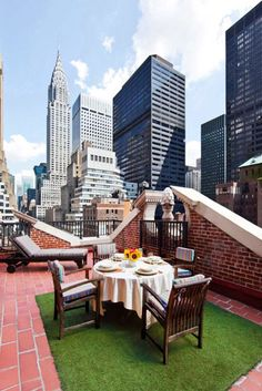 St. Giles Hotel New York ~ The Court in New York City