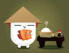 envie de Sushi??