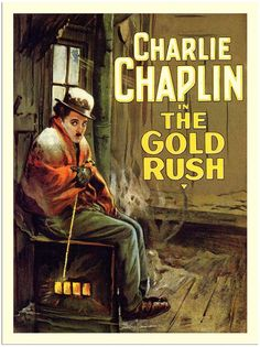 [Film Review] Charlie Chaplin - The Gold Rush (1942)   MadMask