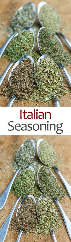 Homemade Italian Seasoning | Closet Cooking