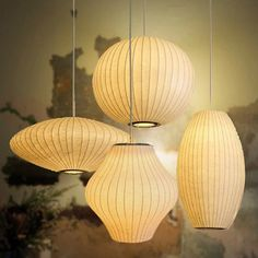 white pendant light fabric lamps is made of quality white fabric with metal holder,different shape could be put all together to cream a fantastic space for cafe,hall,dinning room ect. Pendant Lamp, Pendant Lighting, Bubble, White Pendant Light, Table Lamp, Lights, Modern, Paper Lamps, George Nelson
