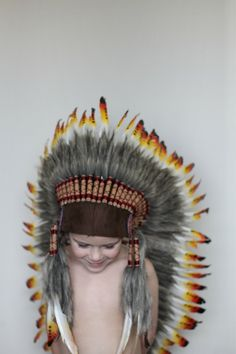 Cute little indianer