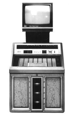 1987, Rowe-AMI's Model R-91 Video Jukebox [Jukebox Collector]
