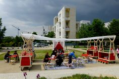 In Public Space We Trust (In 2013 the town of Gennevilliers (France) hired...)