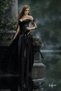 The chance - Gothic Digital Art by Marcus  <3 <3