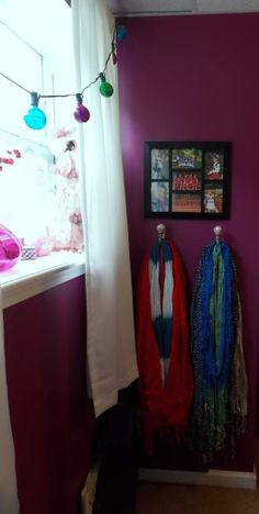 Joyful Home and Life: A Simple Way to Organize Scarves
