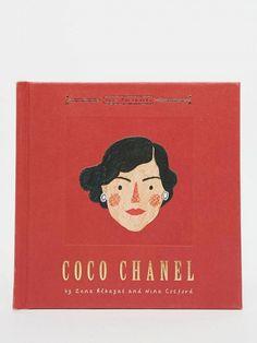Coco Chanel Life Portraits Book