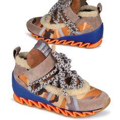 camper x bernhard willhelm sneakers - trainers - kicks - footwear - shoes