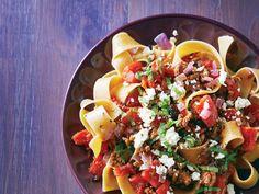 20 Fabulous Pasta Recipes - Clean Eating
