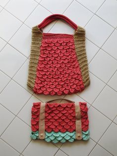 crochet bag Crochet Woman, Knit Crochet, Diy Bags, Filets, Crochet Purses, Crochet Accessories, Handmade Bags, Crochet Projects, Knits