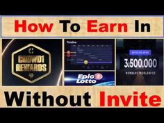 Presentation : How to Earn in Without Invite or Recruit Business Money, Online Business, Baby Food Guide, Invite, Invitations, Free Sign, Earn Money From Home, Finance, Presentation