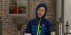 8-Year-Old Sells Hot Chocolate, Donates Profits To Hospital That Saved His Friend's Life