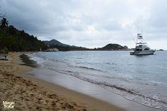 Cabo San Juan #TayronaPark #Beach #Jungle #LandScape #Nature #WeLoveTravel