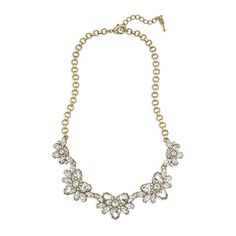 Mirabelle necklace - with a cowl-neck and cowl-back wedding dress...*le sigh*  http://www.chloeandisabel.com/boutique/lweiler #wedding #jewelry #ido