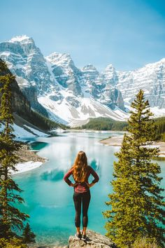Moraine Lake : a dozen views — Andrea Ference Vacation Trips, Vacation Spots, Banff National Park, National Parks, Lago Moraine, Places To Travel, Places To Visit, Adventure Is Out There, Canada Travel