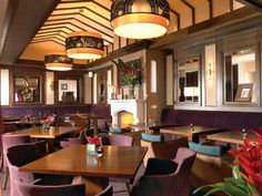 COSY RESTAURANT – Marchi Interior Design and Furniture