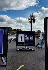 Paris plage - Paris Dalida hommes femmes seine