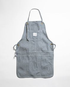 Pointer Brand 5 Pocket Apron Hickory Stripe