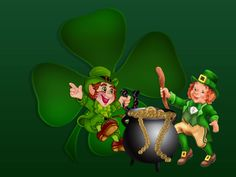 Friday Fun: Saint Patricks Day Wallpaper for Android   Turtletechie.