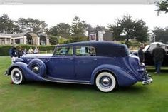 1937 Packard - Bing Images
