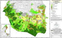 Resultado de imagen para plano del ordenamiento ecologico del df en pdf