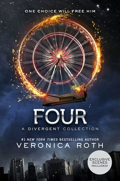 Four: A Divergent Collection – Veronica Roth http://harpercollins.com/books/Four-Divergent-Collection-Veronica-Roth/?isbn=9780062345219?AA=books_SearchBooks_37588