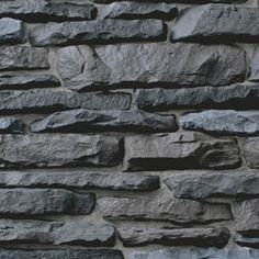 Order Kodiak Mountain Stone Manufactured Stone Veneer - Western Ledge Stone Colorado Rundle / Ledge Stone / Flat / 12 Sq Ft EZ Pack, delivered right to your door. Manufactured Stone Veneer, Brick Texture, Hardwood Floors, Flooring, Building Materials, House Painting, Interior And Exterior, Westerns, Deck