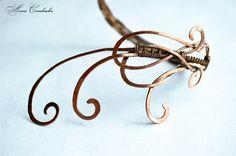 Superior brazo de pun o joyería brazalete por AlenaStavtseva