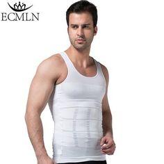 b341bd79128d7 Men Slimming Underwear Body Shaper Waist Cincher Corset Men Shaper Vest  Body Slimming Tummy Belly Slim