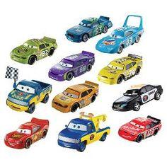 Disney/Pixar Cars Diecast Car Collection 11-Pack