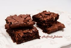 Brownies! Per la videoricetta clicca qui: http://youtu.be/2Lhlbpx6ilo    Brownies! For the recipe click: http://youtu.be/2Lhlbpx6ilo