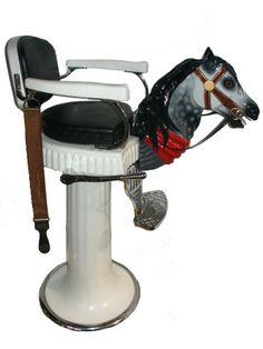 Koken Child's Barber Chair