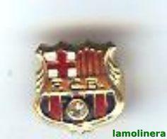 30-Pin Futbol Club Barcelona (Pin De HOJAL)