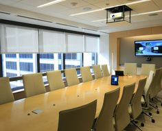 TI Office and Audiovisual Project Home Automation, The Office, Vans, Table, Projects, Conference Room, Commercial, Diy, Furniture