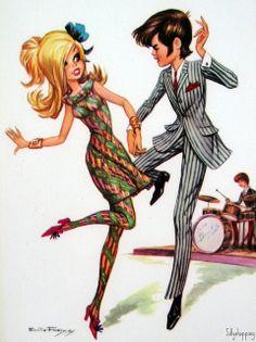 Go Go Dancin'