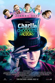 Charlie and the Chocolate Factory!