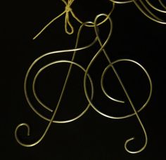Items similar to Treble Clef Wire Bookmark, Music Note, Read, Music Lover, Shower or Wedding Favors on Etsy Music Ornaments, Wire Ornaments, Birthday Party Goodie Bags, Birthday Party Themes, Music Therapy Activities, Wire Bookmarks, Music Theme Birthday, Music Crafts, Music Artwork
