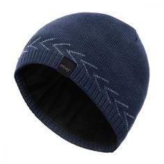 0afe1310f06 Mens Winter Warm Knitting Hats Plain Skull Beanie Cuff Toboggan Knit Cap   OMECHY Mens Winter