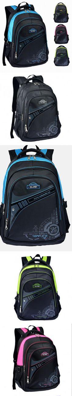2016 Children school bags children backpacks kids school bag Leisure waterproof bag Double shoulder bag (5 colors)