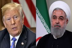 Iran imposes sanctions on Trump, Pompeo and other top officials