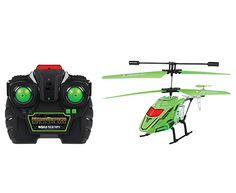 NightCopter GITD 3.5CH RC Helicopter - $24.95