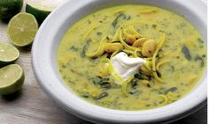 Legume Noodle Soup from Yotam Ottolenghi in The Guardian..I may need to go soak some beans right now!