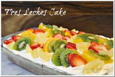 Mexico in my Kitchen: Pastel de Tres Leches - Hispanic Heritage Month Authentic Mexican Recipes, Mexican Food Recipes, Mexican Desserts, Mexican Cooking, Pan Dulce, Chorizo, Risotto, Flat Cakes, Salsa