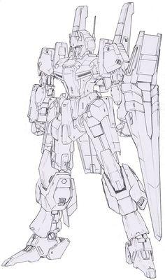 MSZ-006X プロトZガンダム