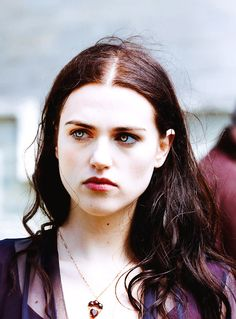 """""""Morgana is not a central character in literally all of the episodes that involve romance: Lancelot, The Once and Future Queen, Lancelot and Guinevere, Beauty and the Beasts Parts 1 and 2, Lady of the Lake, Sweet Dreams, The Changeling, Love in the Time of Dragons, etc. She might have a scene or two, but she isn't vital to the episode. It's not even fair how much the writers avoided giving her a love interest. --Description by DestinyandDoom"""""""