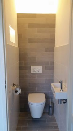 Small toilet for Small Bathroom – Interior House Paint Ideas Check more at www.