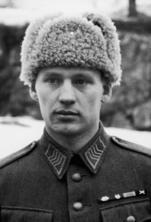 Mannerheim-ristin ritari Antti Vorho (Vallebro)