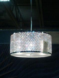 Master bedroom light fixture http://www.unrestrictedliving.com