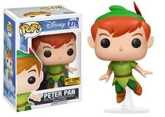 Peter Pan (Flying) Pop Vinyl Pop Disney | Pop Price Guide
